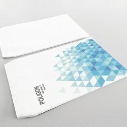 Enveloppes Personnalisées 230x330 mm.