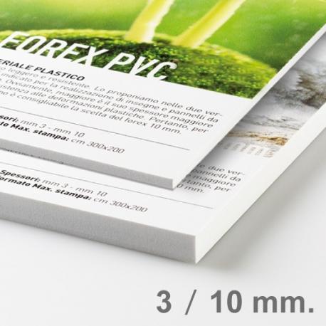 Forex pvc 3mm