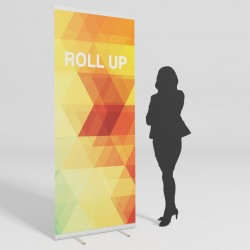 Kakémono Roll up 80x200 cm.