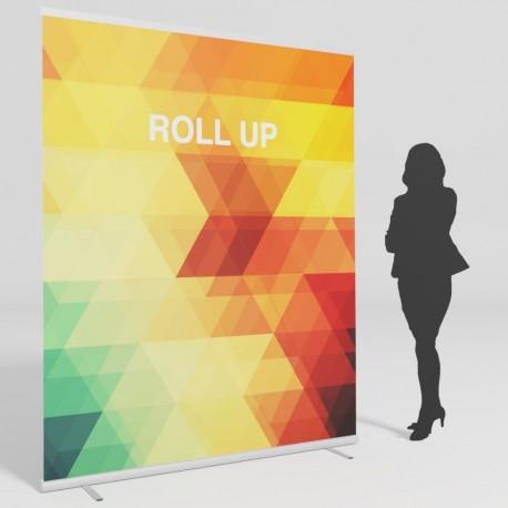 Kakémono Roll up HQ Lux 150x200 cm.