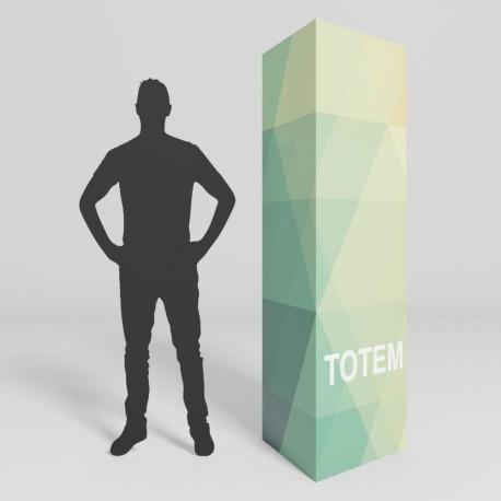 Totem 3 faces 66X200 cm