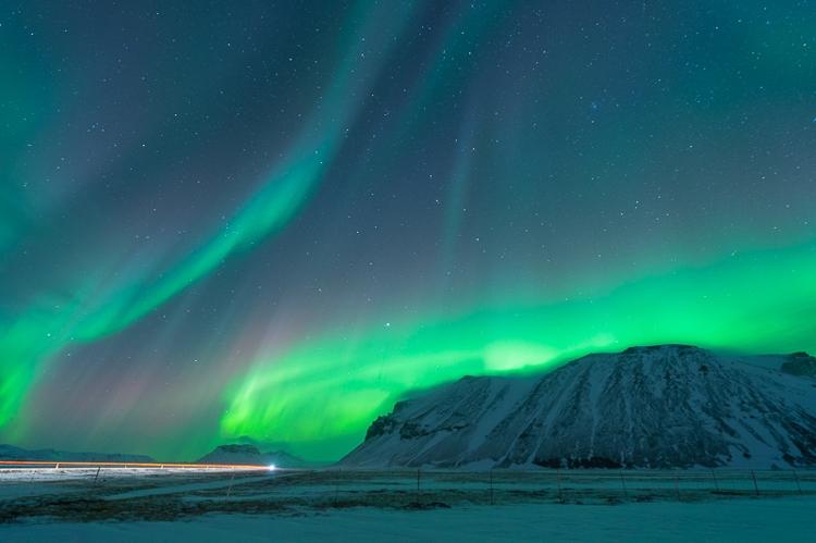 Aurores Boréales - Islande (2)