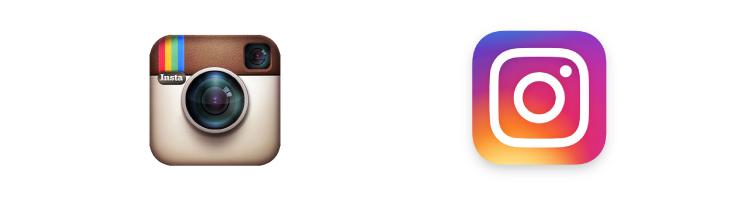 4 marques qui ont retouché leur logo en 2016