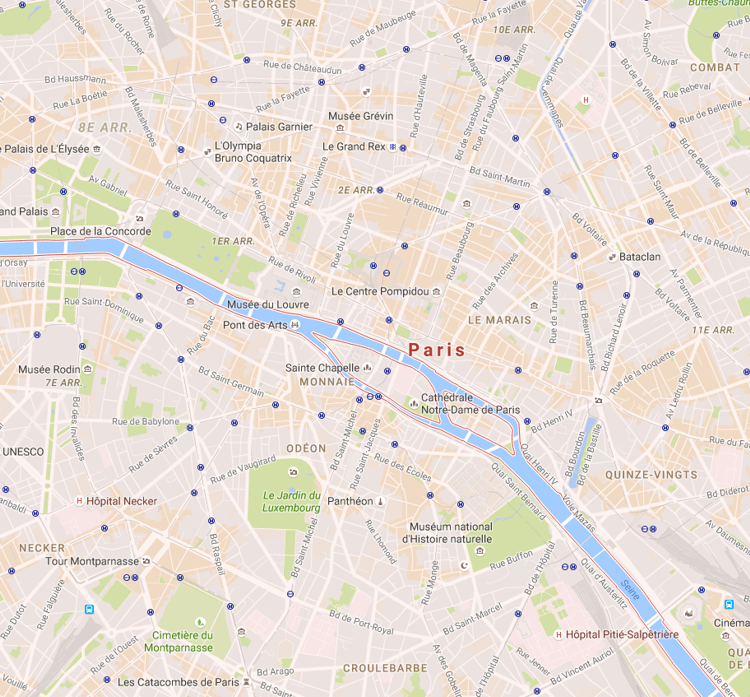 Google Maps: toutes les nouveautés des dernières semaines - Stampaprint Blog FR