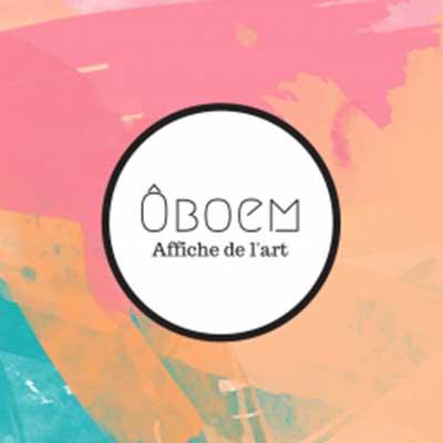 Combattre la grisaille urbaine avec l'art : voilà Ôboem - Stampaprint Blog FR