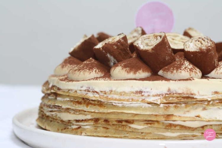 Encore un gâteau, les astuces de Sandra ... tout en douceur - Stampaprint Blog FR