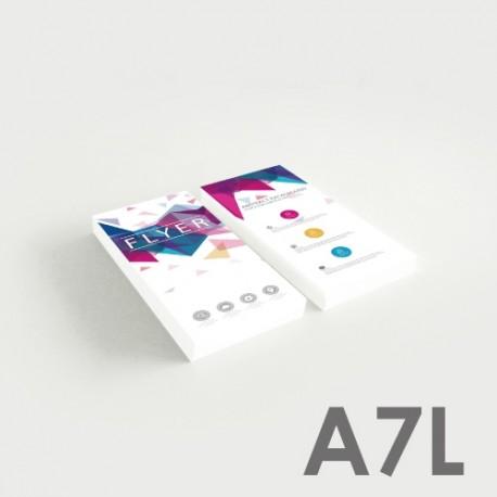 Flyers A7l (52x148 mm)