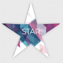 Flyer étoile