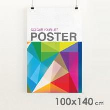 Affiches Publicitaires 100x140 cm.