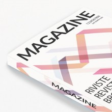 Brochures et catalogues avec reliure en dos collé plus de
