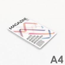 Format A4 - reliure par agrafes oméga