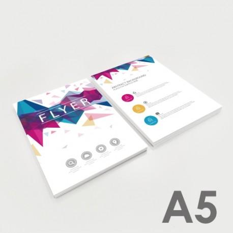 Flyers A5 (148x210 mm)