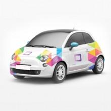 Stickers pour voitures et motos