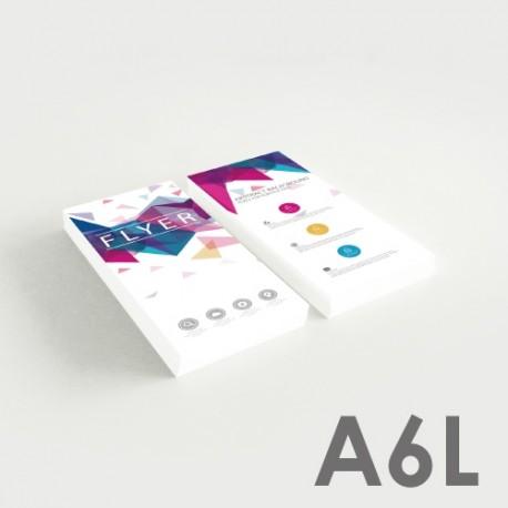 Flyers A6l (74x210 mm)
