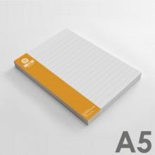 Bloc-notes A5