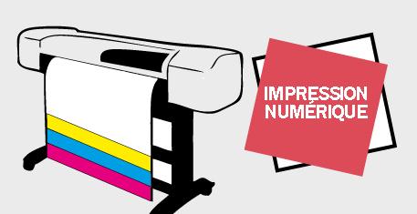 impression digital numerique